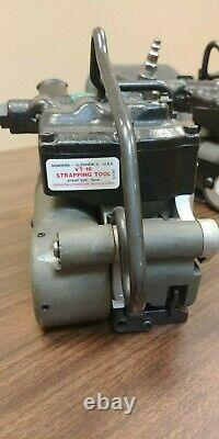 SIGNODE VT-16HD Pneumatic Tension-Weld Combination Strapping Tool