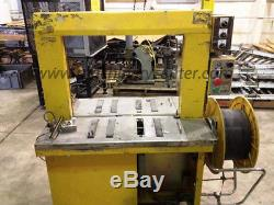 Samuel Automatic Strapping Machine'05 Model # RQ-8A