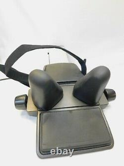Saunders Cervical Home Neck Traction Device Machine & Strap Carrying Case