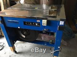 Semi Auto Strapping Machine Interlake P-100 Kioritz N S A