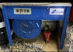 Semi Automatic Poly Strapping Machine. Commercial / Industrial / Portable