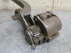 Signode 3/8 to 3/4 Steel Strapping Banding Tensioner ACME C2A3 3/8 Crimper