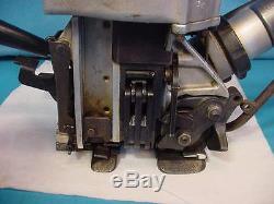 Signode 5/8 Auto Pneumatic Combination Banding Straping Machine AMP-1-58