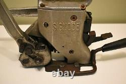 Signode AM34 Combination 3/4 Tensioner Steel Strapping Banding Machine Tool