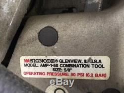 Signode AMP-1-58 Comb Tool