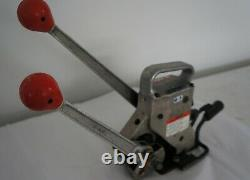 Signode AM-12 Combination 1/2 Inch Steel Strapping Tool