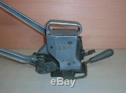 Signode AM-34 Size 3/4 Combination Strapping Banding Tool