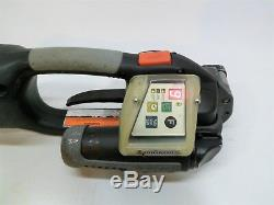 Signode BXT2-19 Handheld Strapper Banding Machine Swiss with battery & charger