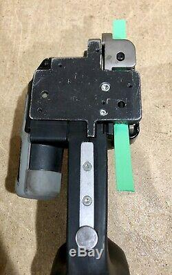 Signode BXT2 5/8 16mm Fromm Orgapack Strapping Tool 14V Li-Ion