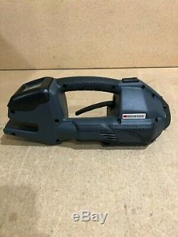 Signode BXT3-16 (2640.5555) 1/2-5/8 Fromm Orgapack Strapping Tool 18V Li-Ion