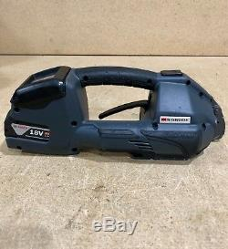 Signode BXT3-19 (2640.665) 19mm 3/4 Fromm Orgapack Strapping Tool 18V Li-Ion