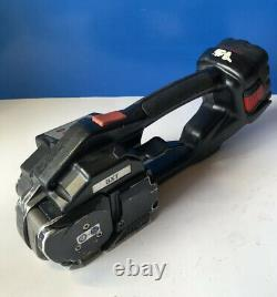 Signode BXT Battery Powered Bander strapping tool