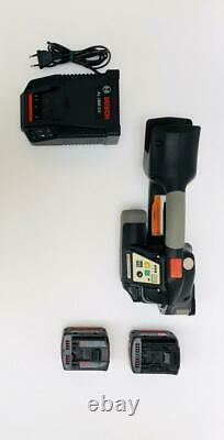Signode Bxt2 Battery Operated Combination Strapping Tool- 2 Batteries & Charger
