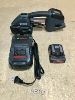 Signode Bxt3 cordless strapping machine