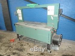 Signode Hb-4300 Lf Portable Automatic Strapping Machine 26w X 50l 0518164