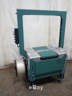 Signode Hb-4330sf Portable Automatic Strapping Machine 25w X 33l 03181160