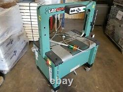 Signode LBX2330 Semi Automatic Strapping Machine Banding Machine 208V 5MM 20x32
