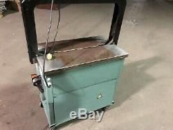 Signode Lb-2000 Strapping Machine