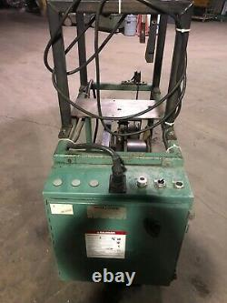 Signode MCD 700 Automatic Arch Case Strapping Machine