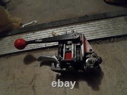 Signode Manual Strapping Tool