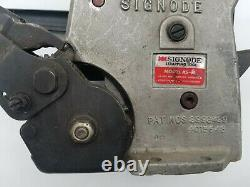Signode Model AS-M Strapping\Banding Tool Machine Free Shipping