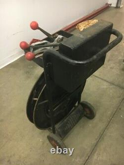 Signode Model DF-10B Banding Cart