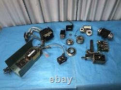 Signode Model MS-T Semi-Automatic Strapping Machine Parts from working unit 115v