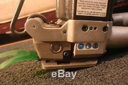 Signode Model VT16 16mm 5/8 Pneumatic Pallet Band Strapper