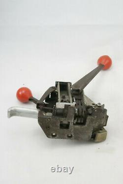 Signode Modell Al 1/2 Kombination Umreifungsbänder Werkzeug
