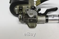 Signode PNSC2-34 Pneumatic 3/4 Steel Banding Strapping Tensioner & Crimper Air