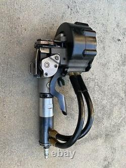Signode Pnsc2 PNSC2 1/2 Pneumatic Combination Strapping Tool Great Price