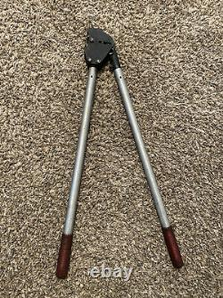 Signode RCD 1435 Steel Strapping Sealer Banding Tool 1 1/4 1.25