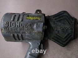 Signode RCNS1-1435 Heavy Duty, Pnuematic Strapping Sealer Size 1 1/4