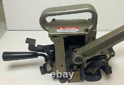 Signode SAM-12 (1/2 Strap) Good Condition Steel Banding Tool (sealless)