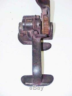 Signode ST Steel Strapping Brass Tensioner Tool 3/8 to 3/4 Palletizing Banding