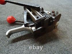 Signode Seal Feed Box Carton Strapping Machine AL-12 1/2 Banding