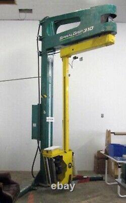 Signode Spiralgrip 310 plastic wrap machine