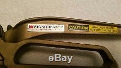 Signode Steel Banding Strap Tensioner Stretcher/crimper Tool, Model T-tensioner