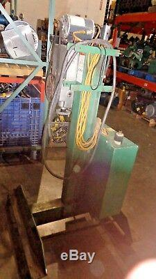 Signode Strapping Machine (bcu II Spare Head & Test Stand)