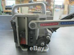 Signode Strapping Tool Model AS-L - Used Pallet Strapping Equipment