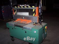 Signode Sure Tyer Box Strapper Signode Box Strapping Banding Machine 460 Volt