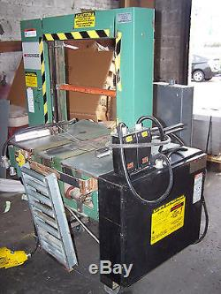 Signode Sure Tyer Ml-2ee Automatic Contrax Strapping Banding Machine 460 Volt