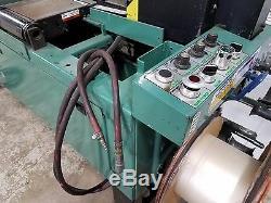 Signode Sure Tyer Semi-Automatic Strapping Machine