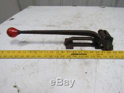 Signode TH 3/4-1-1/4 Manual Steel Banding Strapping Ratcheting Tensioner