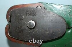 Signode Tensioner Model ST 3/8 3/4, Crimper C5820 & Various Banding & Clips