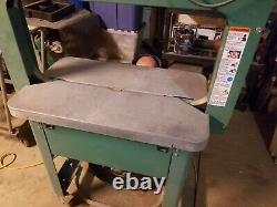 Signode lbx 2000 strapping machinelo