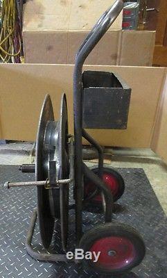 Spreese 3/4 Steel banding cart #13036