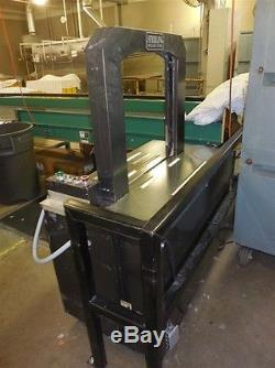 Sterling Automatic Strapping Banding Machine, Model# Ssm-40