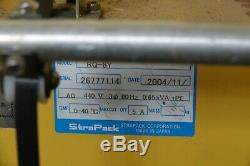 StraPack RQ-8Y Strapping Machine
