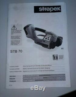 Strapex STB 70
